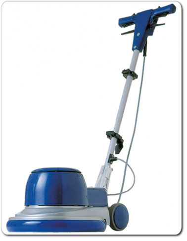 Single 43 - Single disc machine for cleaning of carpets and hard floors from CEBE Reinigungschemie