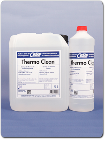 Thermo Clean - Cleaner for thermal foggers from CEBE Reinigungschemie GmbH