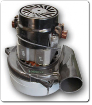 2-stage vacuum turbine - spare part for the extraction machines from CEBE Reinigungschemie GmbH
