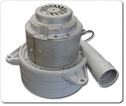 3-stage vacuum turbine - spare part for the extraction machines from CEBE Reinigungschemie GmbH